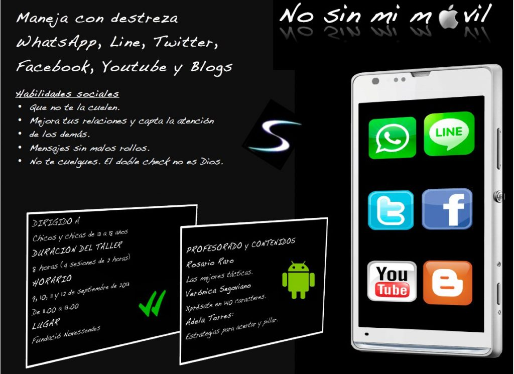 no sin mi movil